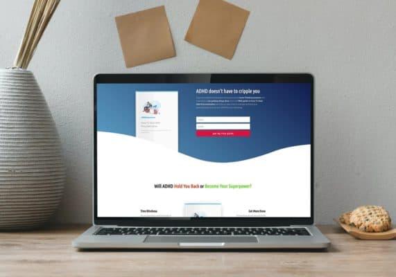 ADDtrepreneur sales funnels - lead magnet for ADHD entrepreneurs