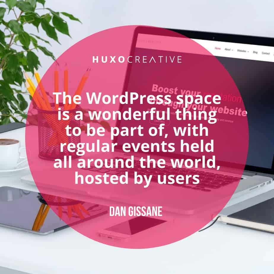 The WordPress Community - Dan Gissane