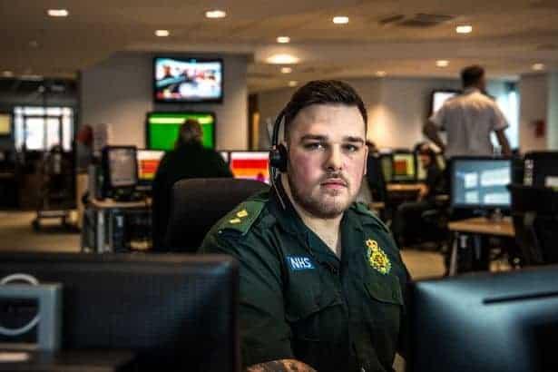 Appearing on BBC Ambulance with West Midlands Ambulance Service - Digital Marketing by Huxo Creative