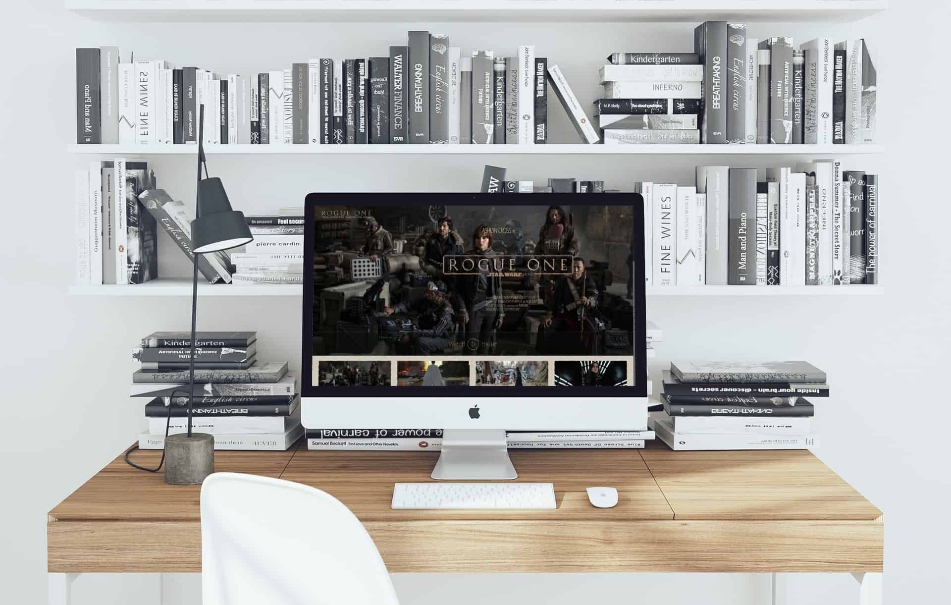 Movie web design and digital marketing for Film and TV - web design Birmingham by Huxo Creative