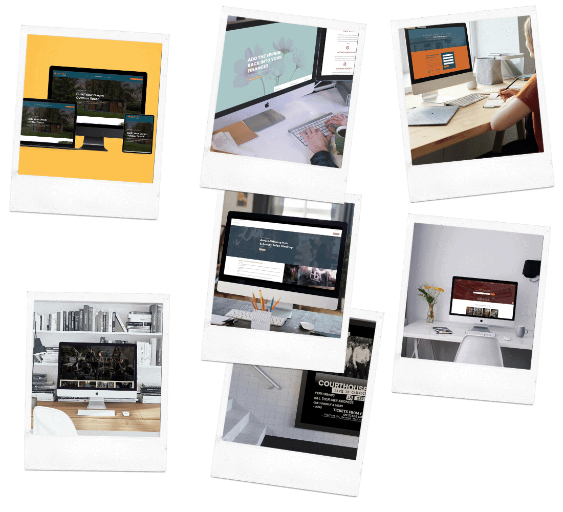 Web design Birmingham and WordPress website design agency - Huxo Creative web design and digital marketing UK